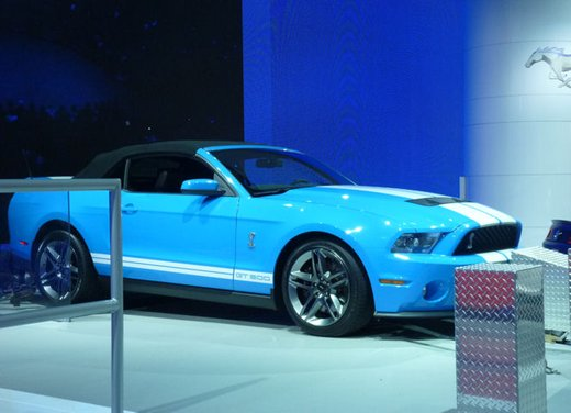 Nuova Ford Mustang Shelby GT500 - Foto 12 di 23