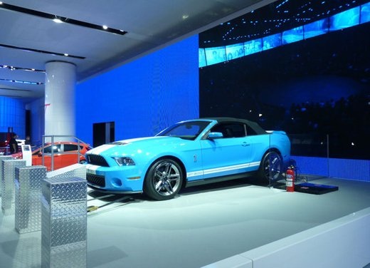 Nuova Ford Mustang Shelby GT500 - Foto 13 di 23