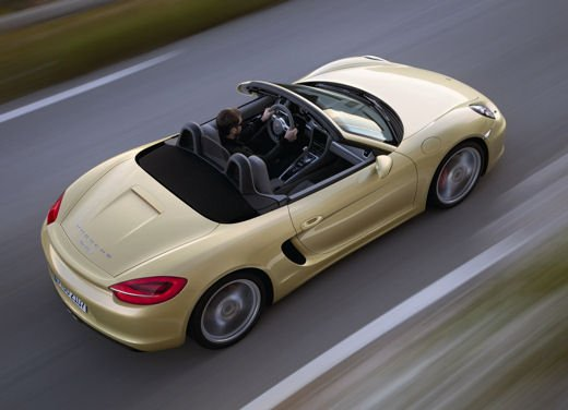 Porsche Boxster video ufficiale - Foto 6 di 8