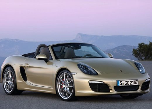 Porsche Boxster video ufficiale - Foto 3 di 8