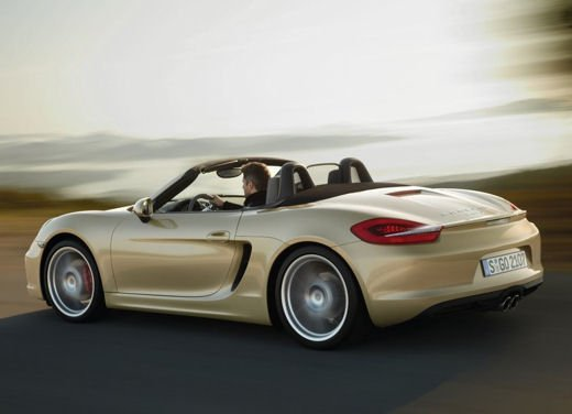 Porsche Boxster video ufficiale - Foto 5 di 8
