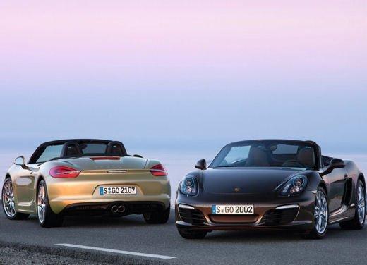 Porsche Boxster video ufficiale