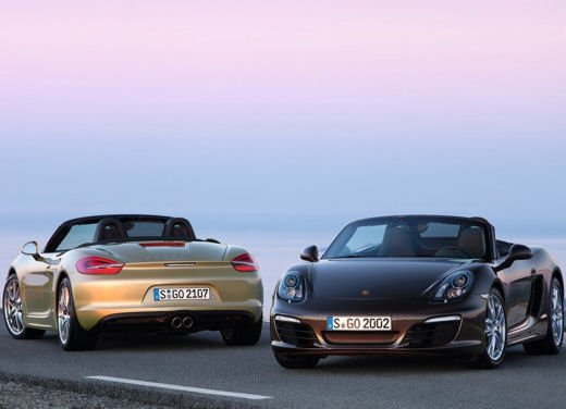 Porsche Boxster video ufficiale - Foto 1 di 8