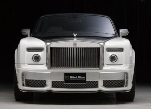 Rolls-Royce Phantom Drophead Coupé by Wald International - Foto 5 di 16