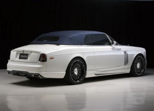 Rolls-Royce Phantom Drophead Coupé by Wald International - Foto 3 di 16