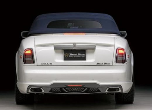 Rolls-Royce Phantom Drophead Coupé by Wald International - Foto 8 di 16