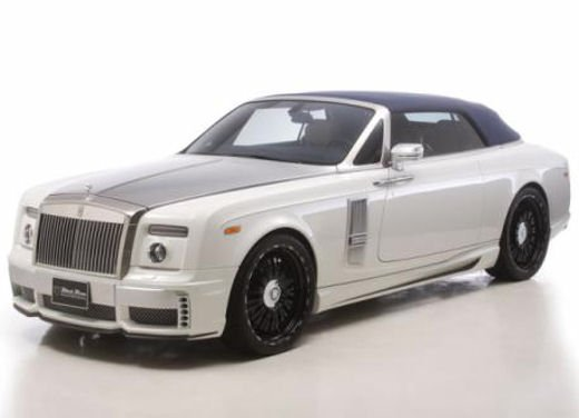 Rolls-Royce Phantom Drophead Coupé by Wald International - Foto 10 di 16