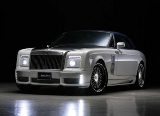 Rolls-Royce Phantom Drophead Coupé by Wald International - Foto 11 di 16