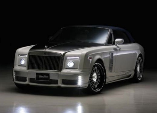 Rolls-Royce Phantom Drophead Coupé by Wald International - Foto 4 di 16