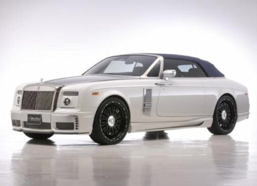 Rolls-Royce Phantom Drophead Coupé by Wald International - Foto 16 di 16