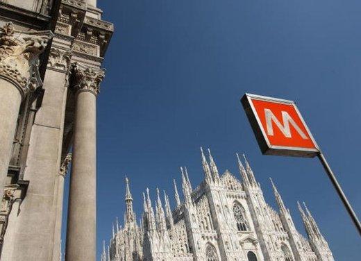 Area C al via a Milano lunedì 16 gennaio tra le proteste - Foto 6 di 6