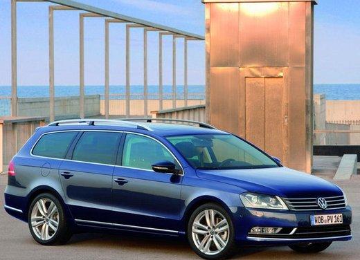 Volkswagen Group record di vendite nel 2011 con 8 milioni di veicoli consegnati - Foto 5 di 10
