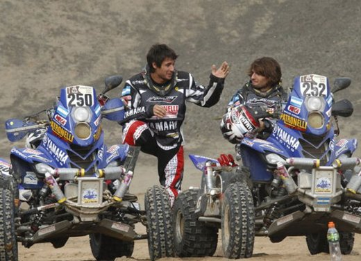 Dakar 2012 moto: video riassunto - Foto 1 di 88