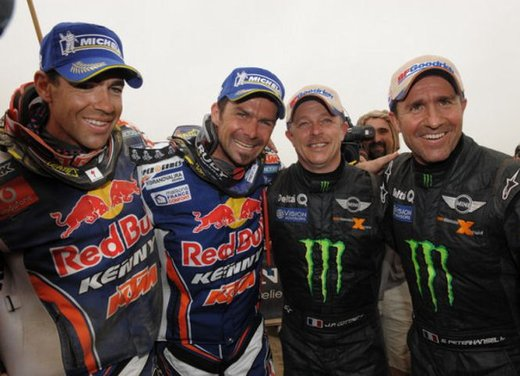 Dakar 2012 moto: video riassunto - Foto 3 di 88