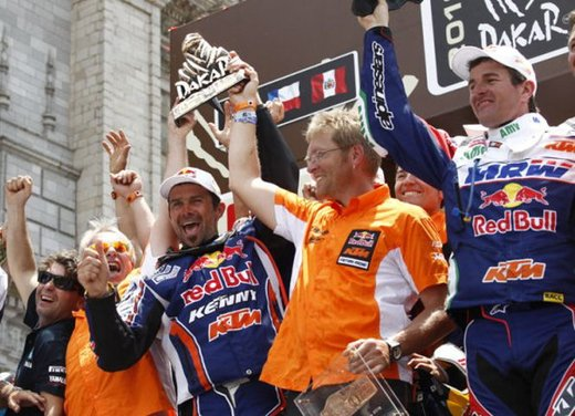 Dakar 2012 moto: video riassunto - Foto 5 di 88