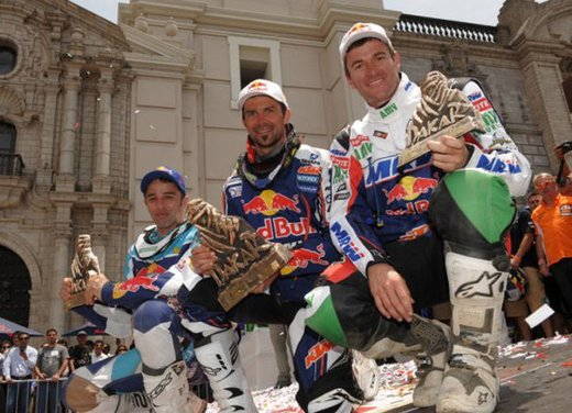 Dakar 2012 moto: video riassunto - Foto 6 di 88