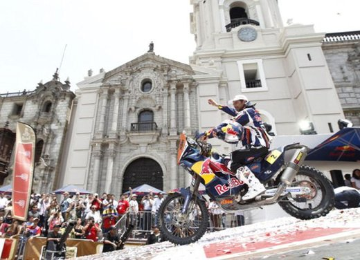 Dakar 2012 moto: video riassunto - Foto 7 di 88