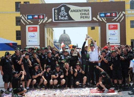 Dakar 2012 moto: video riassunto - Foto 9 di 88