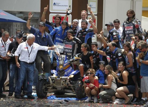 Dakar 2012 moto: video riassunto - Foto 10 di 88