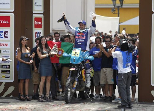 Dakar 2012 moto: video riassunto - Foto 11 di 88