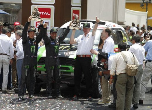 Dakar 2012 moto: video riassunto - Foto 15 di 88
