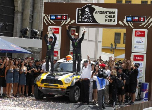 Dakar 2012 moto: video riassunto - Foto 18 di 88