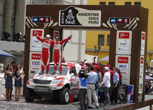Dakar 2012 moto: video riassunto - Foto 19 di 88