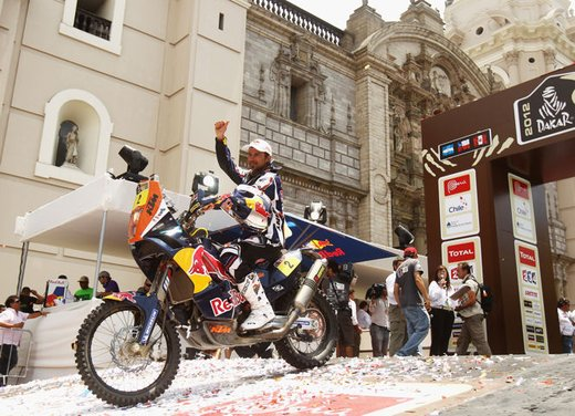 Dakar 2012 moto: video riassunto - Foto 26 di 88