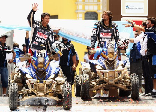 Dakar 2012 moto: video riassunto - Foto 28 di 88