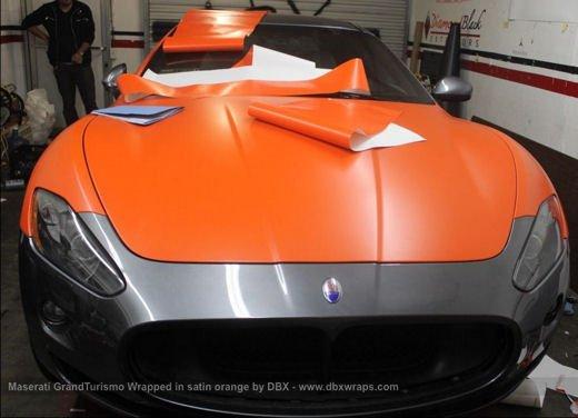 Maserati GranTurismo S tuning by DBX - Foto 1 di 10