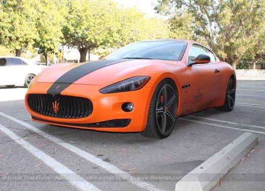 Maserati GranTurismo S tuning by DBX - Foto 5 di 10