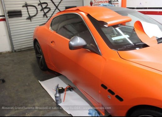 Maserati GranTurismo S tuning by DBX - Foto 7 di 10