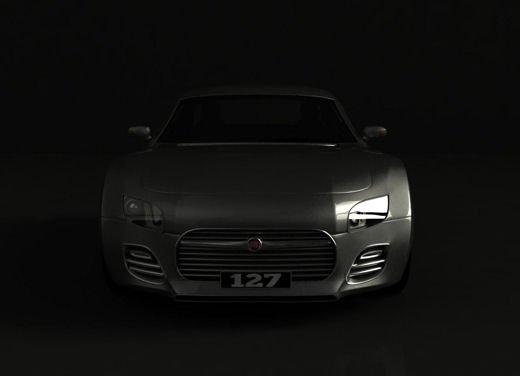 Fiat 127, i rendering di un nostro lettore che immagina la 127 del futuro - Foto 7 di 10