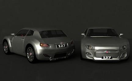 Fiat 127, i rendering di un nostro lettore che immagina la 127 del futuro - Foto 10 di 10