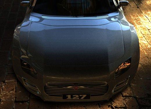 Fiat 127, i rendering di un nostro lettore che immagina la 127 del futuro - Foto 6 di 10