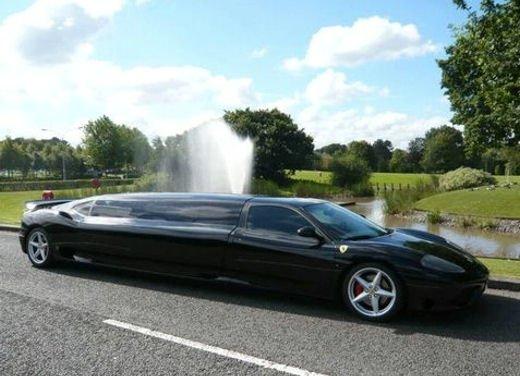 Ferrari 360 Limousine by British Limousine - Foto 2 di 12