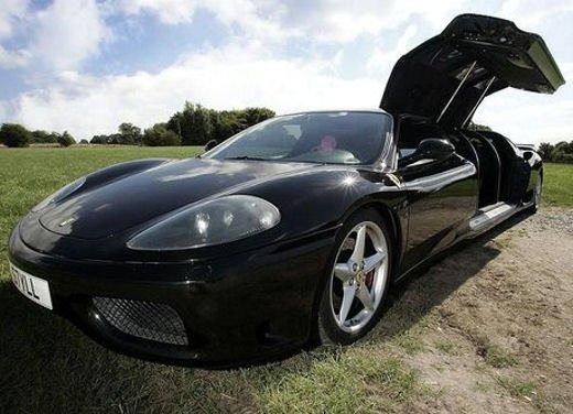 Ferrari 360 Limousine by British Limousine - Foto 11 di 12
