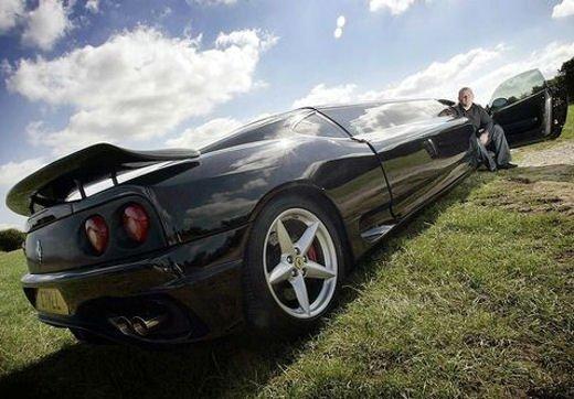 Ferrari 360 Limousine by British Limousine - Foto 12 di 12