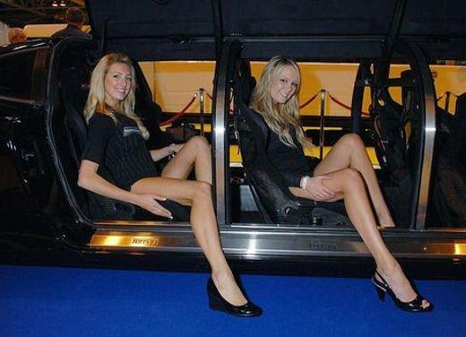 Ferrari 360 Limousine by British Limousine - Foto 1 di 12