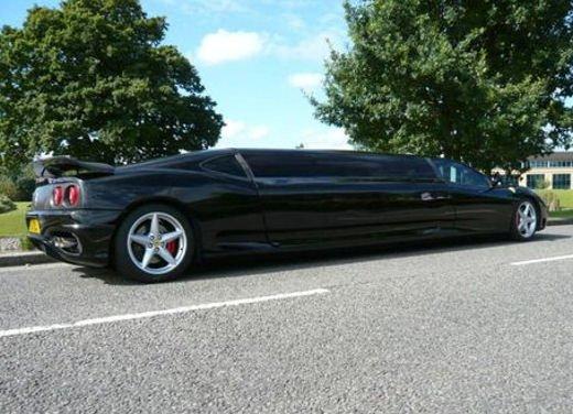 Ferrari 360 Limousine by British Limousine - Foto 5 di 12