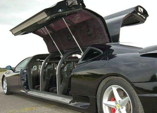 Ferrari 360 Limousine by British Limousine - Foto 7 di 12