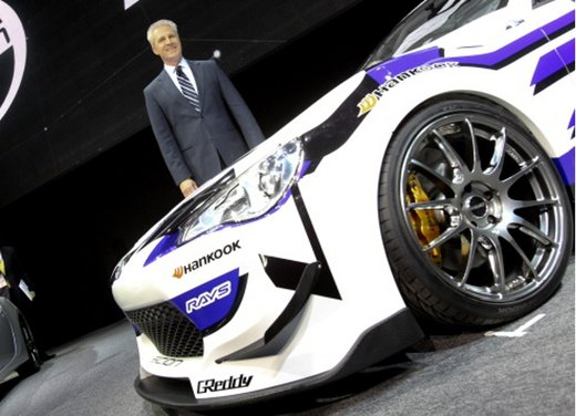 Scion FR-S Racing - Foto 2 di 10