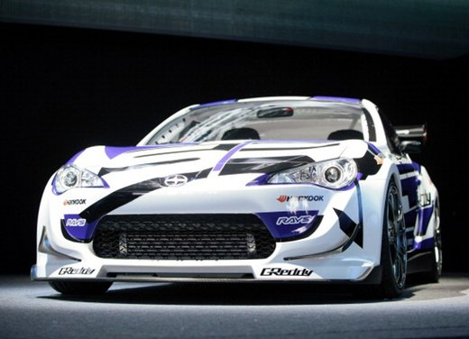 Scion FR-S Racing - Foto 6 di 10