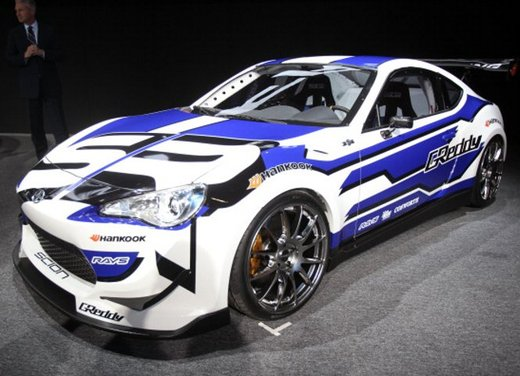 Scion FR-S Racing - Foto 7 di 10