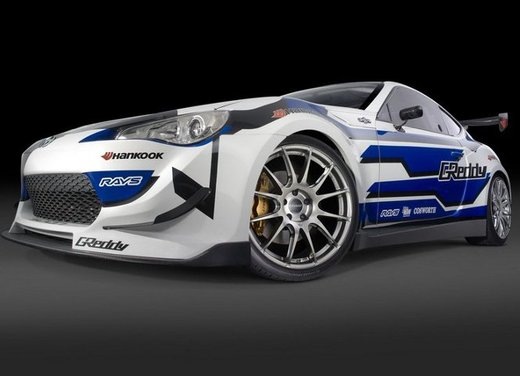 Scion FR-S Racing - Foto 8 di 10