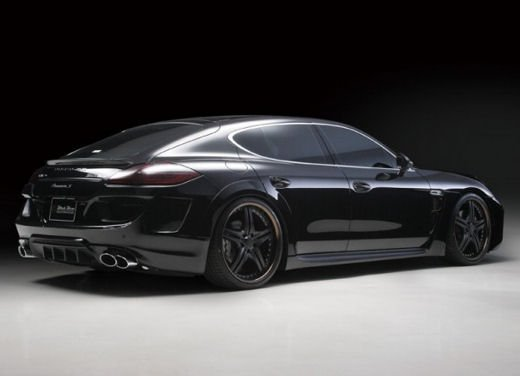 Porsche Panamera by Wald International - Foto 3 di 15