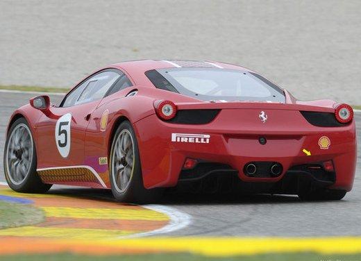 Ferrari 458 Challenge Cromata - Foto 9 di 11