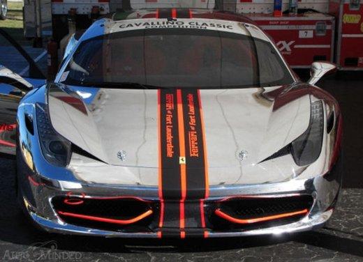Ferrari 458 Challenge Cromata - Foto 5 di 11