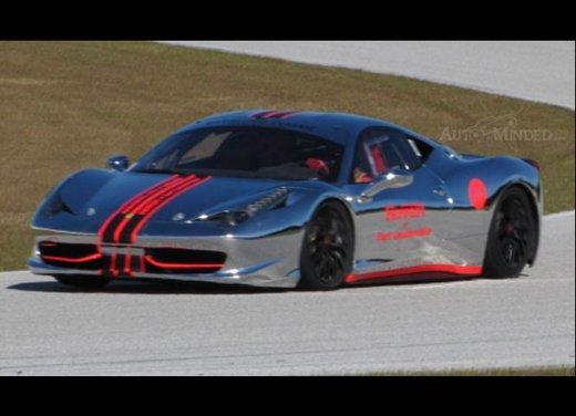 Ferrari 458 Challenge Cromata - Foto 4 di 11