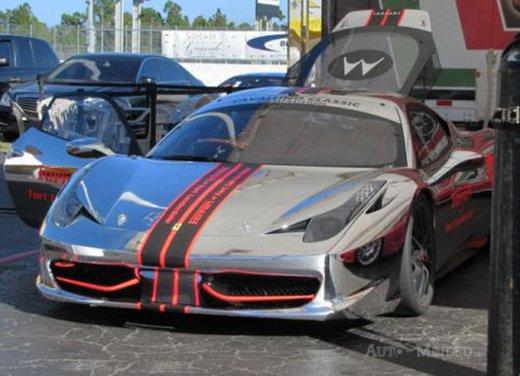 Ferrari 458 Challenge Cromata - Foto 3 di 11